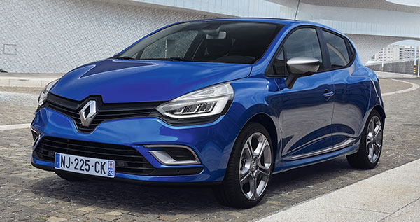 Purchase A Used Renault Clio 2016 2017 Models Available